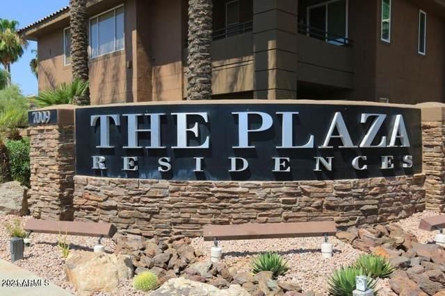 7009 E Acoma Drive #1105, Scottsdale, AZ 85254 (MLS #6308492) :: RE/MAX Desert Showcase