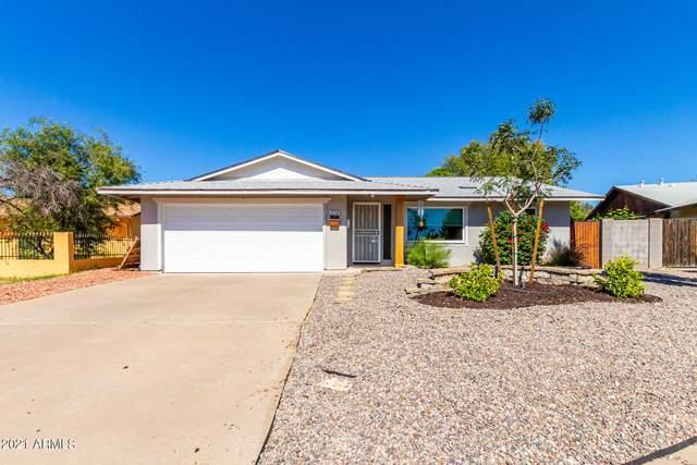 2158 W Catalina Avenue, Mesa, AZ 85202 (MLS #6308493) :: Maison DeBlanc Real Estate