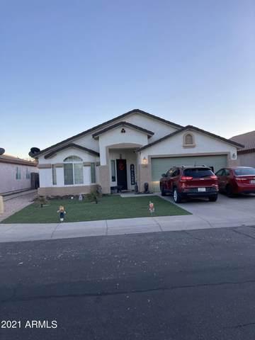 1633 E Maplewood Avenue, Buckeye, AZ 85326 (MLS #6308494) :: Fred Delgado Real Estate Group