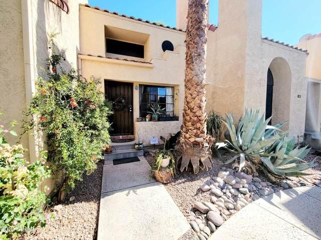 1025 E Highland Avenue #26, Phoenix, AZ 85014 (MLS #6308512) :: Elite Home Advisors
