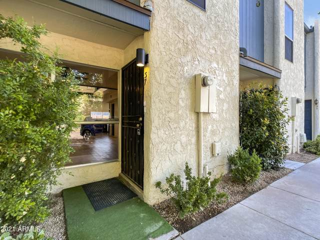 2946 N 14TH Street #37, Phoenix, AZ 85014 (MLS #6308513) :: Yost Realty Group at RE/MAX Casa Grande