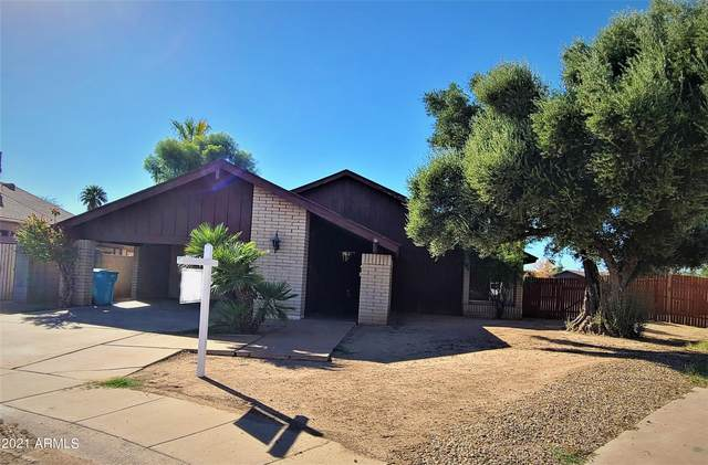 8602 N 31ST Drive, Phoenix, AZ 85051 (MLS #6308516) :: Synergy Real Estate Partners