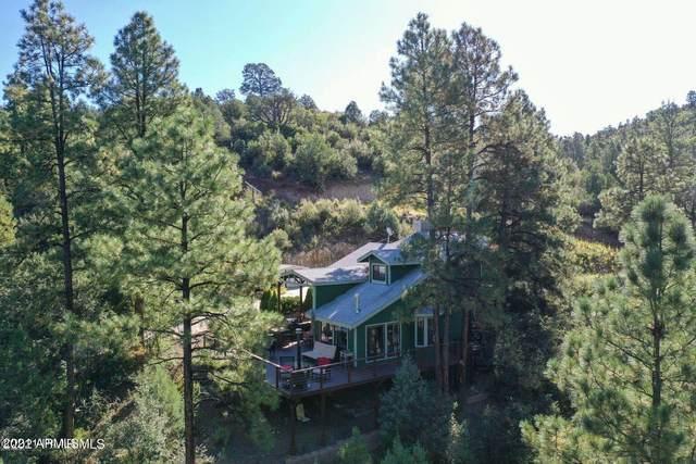 5680 E Enchanted Forest Trail, Prescott, AZ 86303 (MLS #6308528) :: Elite Home Advisors