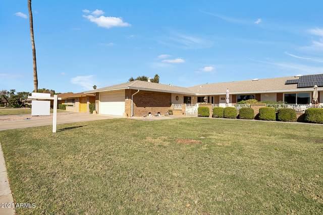 9606 W Long Hills Drive, Sun City, AZ 85351 (#6308529) :: The Josh Berkley Team
