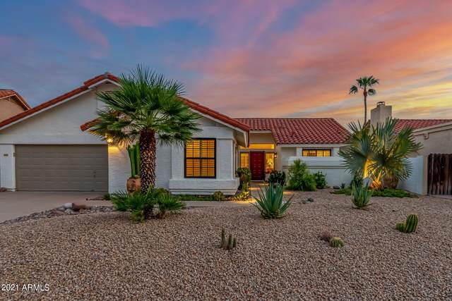 10513 E Mission Lane, Scottsdale, AZ 85258 (MLS #6308530) :: Arizona Home Group