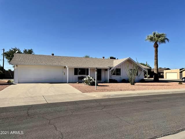 11046 N 105TH Avenue, Sun City, AZ 85351 (MLS #6308543) :: The Laughton Team