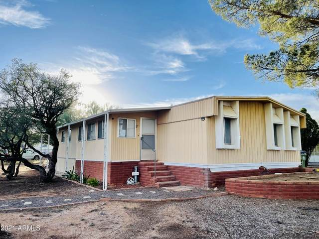 4918 S Tumbleweed Place, Sierra Vista, AZ 85650 (MLS #6308546) :: Conway Real Estate