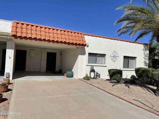 7724 E Hazelwood Street, Scottsdale, AZ 85251 (MLS #6308554) :: The Newman Team