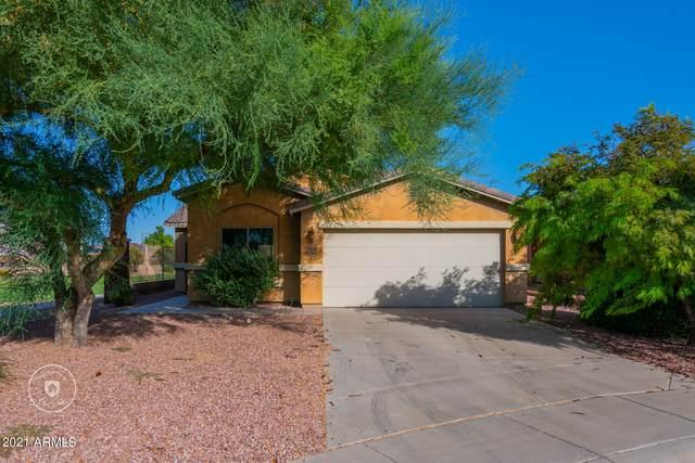 7413 S Sundown Court, Buckeye, AZ 85326 (MLS #6308562) :: Fred Delgado Real Estate Group