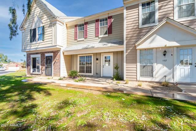 1600 N Saba Street #161, Chandler, AZ 85225 (MLS #6308565) :: Yost Realty Group at RE/MAX Casa Grande