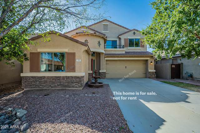 77 W Grey Stone Street, San Tan Valley, AZ 85143 (MLS #6308568) :: Dijkstra & Co.
