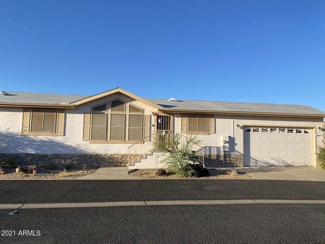 17200 W Bell Road #2317, Surprise, AZ 85374 (MLS #6308570) :: Power Realty Group Model Home Center