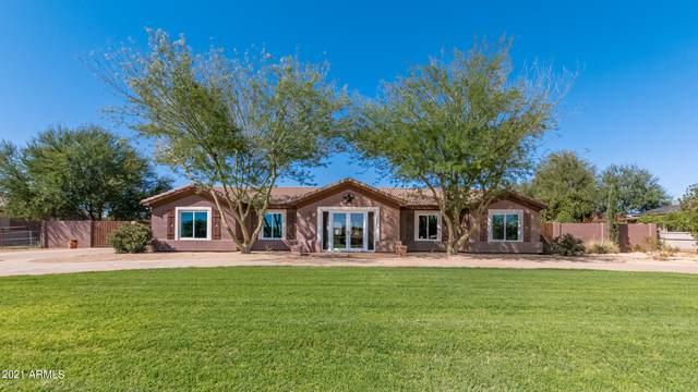 7420 N 173RD Avenue, Waddell, AZ 85355 (MLS #6308578) :: The Bole Group | eXp Realty