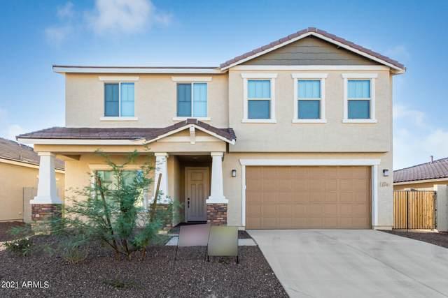 2343 N 212TH Drive, Buckeye, AZ 85396 (MLS #6308579) :: Fred Delgado Real Estate Group