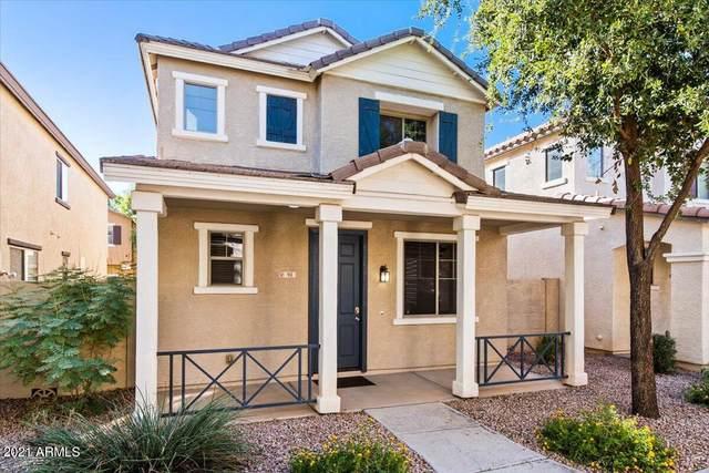 98 E Palomino Drive, Gilbert, AZ 85296 (MLS #6308602) :: The Laughton Team