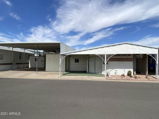 218 E Hedge Drive, Florence, AZ 85132 (MLS #6308615) :: My Home Group
