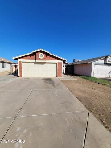 4477 N 84TH Avenue, Phoenix, AZ 85037 (MLS #6308622) :: Conway Real Estate