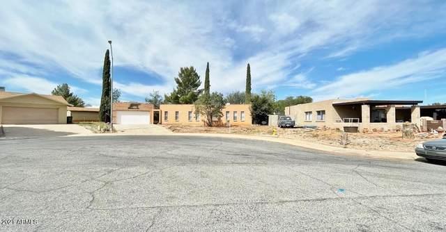 1485 Plaza Miura, Sierra Vista, AZ 85635 (MLS #6308627) :: Keller Williams Realty Phoenix