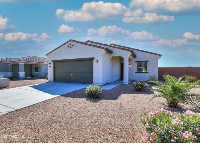 45959 W Ranch Road, Maricopa, AZ 85139 (MLS #6308630) :: The Newman Team