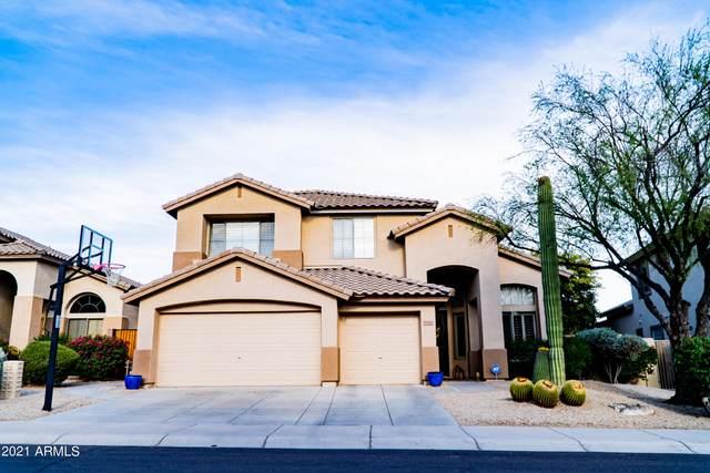 7849 E Tailspin Lane, Scottsdale, AZ 85255 (MLS #6308636) :: Dave Fernandez Team | HomeSmart