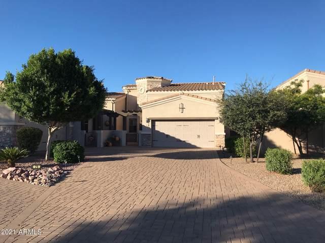 6202 E Mckellips Road #76, Mesa, AZ 85215 (MLS #6308637) :: The Garcia Group