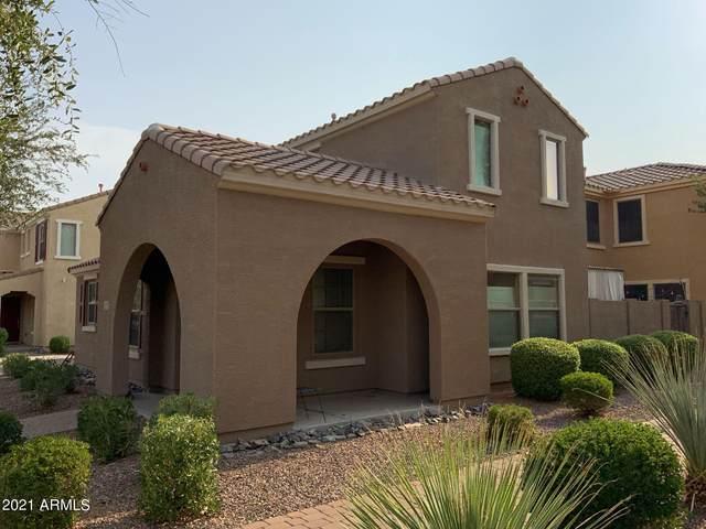 1853 S Balboa Drive, Gilbert, AZ 85295 (MLS #6308646) :: Devor Real Estate Associates