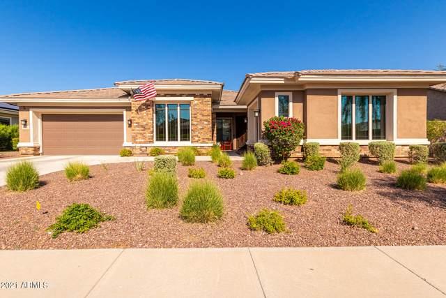 3353 N Acacia Way, Buckeye, AZ 85396 (MLS #6308654) :: Keller Williams Realty Phoenix