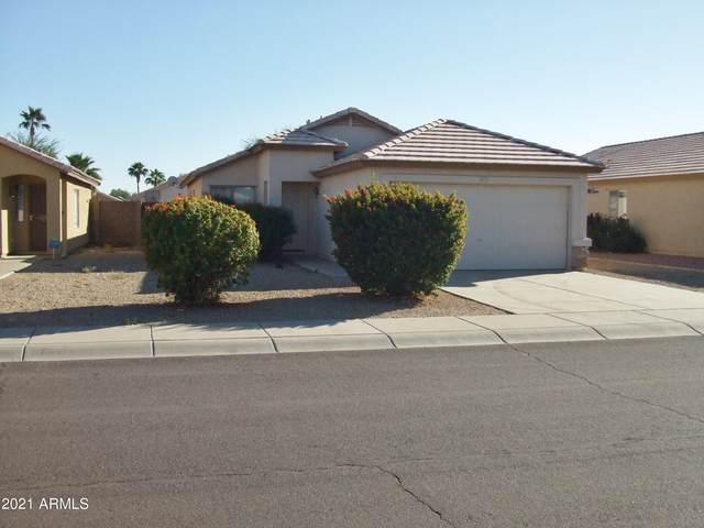 15745 W Lundberg Street, Surprise, AZ 85374 (MLS #6308658) :: The Ellens Team