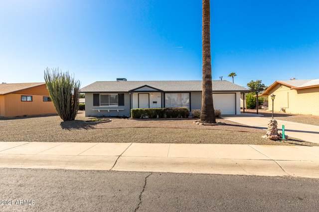 10515 W Hope Drive, Sun City, AZ 85351 (MLS #6308664) :: The Garcia Group