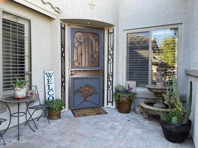 2809 W Silver Fox Way, Phoenix, AZ 85045 (MLS #6308667) :: The Garcia Group