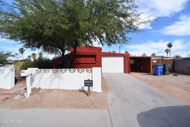 2602 E Kelton Lane, Phoenix, AZ 85032 (MLS #6308670) :: Fred Delgado Real Estate Group