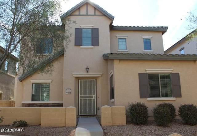 10239 W Via Del Sol #398, Peoria, AZ 85383 (MLS #6308691) :: The Garcia Group