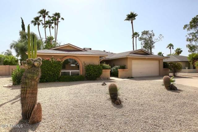 6437 E Kelton Lane, Scottsdale, AZ 85254 (MLS #6308693) :: Fred Delgado Real Estate Group