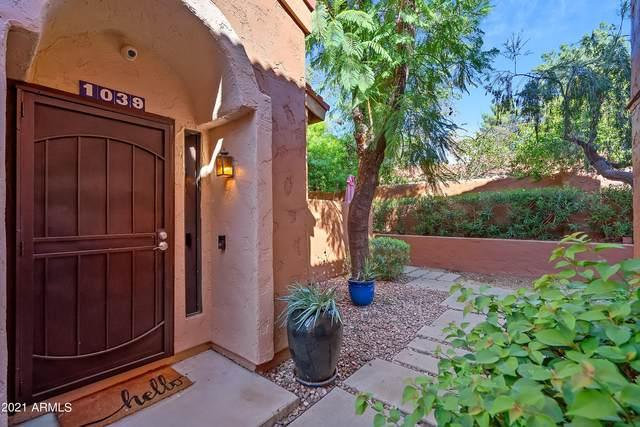 5640 E Bell Road #1039, Scottsdale, AZ 85254 (MLS #6308702) :: RE/MAX Desert Showcase