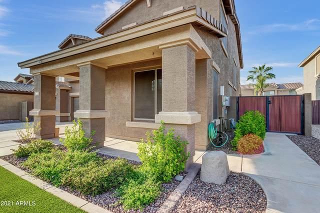4692 E Firestone Drive, Chandler, AZ 85249 (MLS #6308703) :: Dijkstra & Co.