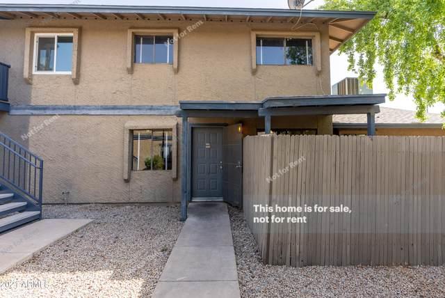 286 W Palomino Drive #102, Chandler, AZ 85225 (MLS #6308706) :: Synergy Real Estate Partners