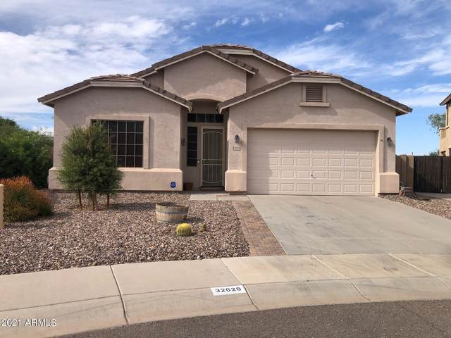 32626 N Cat Hills Avenue, Queen Creek, AZ 85142 (MLS #6308715) :: The Laughton Team