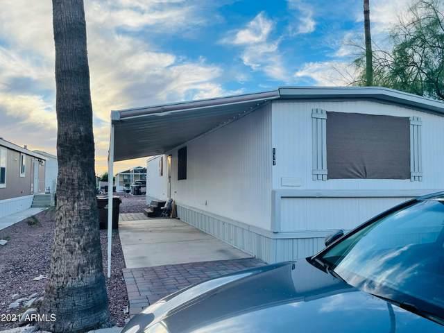 9431 E Coralbell Avenue #177, Mesa, AZ 85208 (MLS #6308716) :: Synergy Real Estate Partners