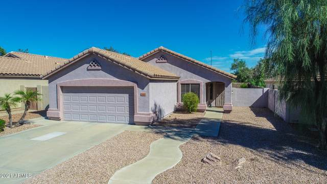 207 N Tiago Drive, Gilbert, AZ 85233 (MLS #6308729) :: Conway Real Estate