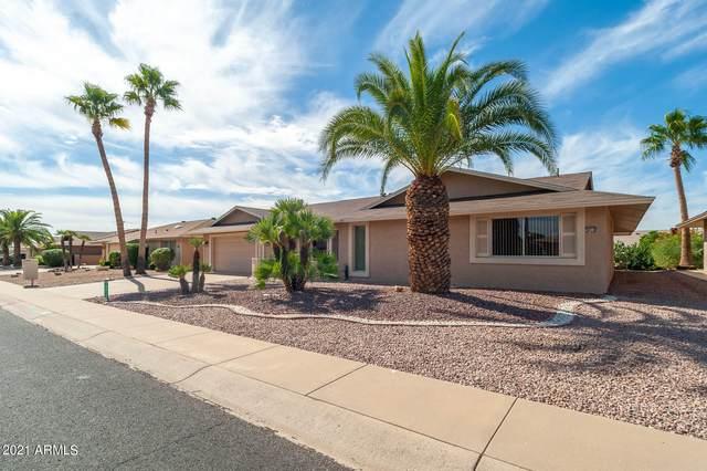 18014 N 129TH Avenue, Sun City West, AZ 85375 (MLS #6308730) :: Synergy Real Estate Partners