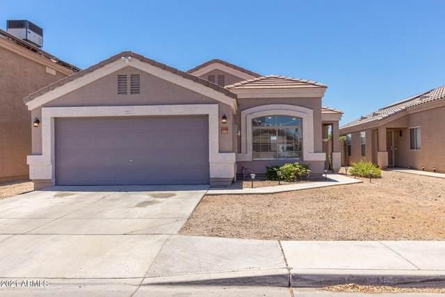 12721 W Via Camille, El Mirage, AZ 85335 (#6308732) :: Luxury Group - Realty Executives Arizona Properties
