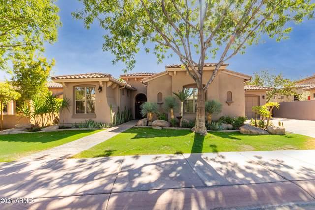 421 E Sunburst Lane, Tempe, AZ 85284 (MLS #6308736) :: The Daniel Montez Real Estate Group