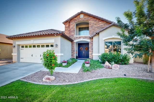 3405 E Aris Drive, Gilbert, AZ 85298 (MLS #6308751) :: Devor Real Estate Associates