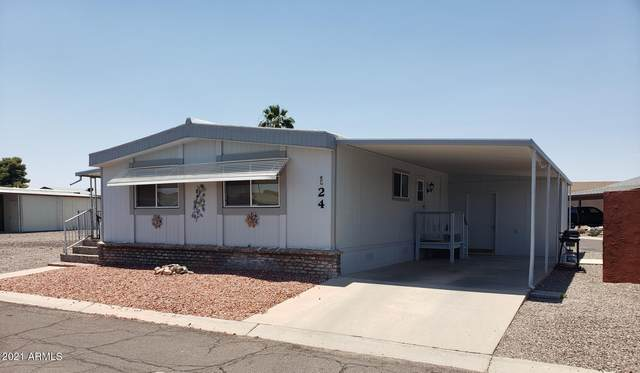 2501 W Wickenburg Way, Wickenburg, AZ 85390 (MLS #6308774) :: Conway Real Estate
