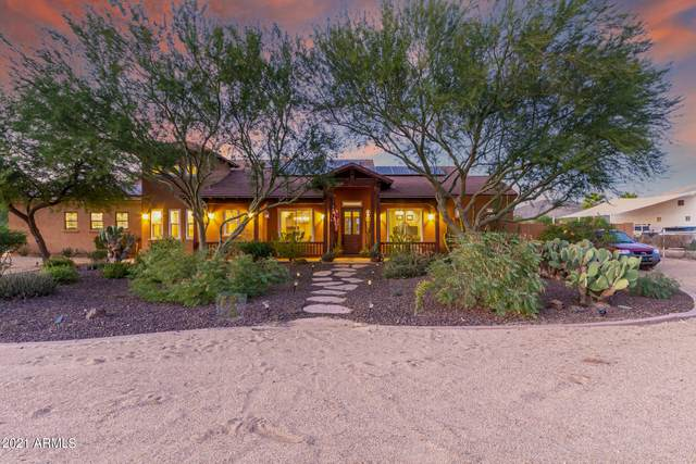 924 E Carlise Road, Phoenix, AZ 85086 (MLS #6308779) :: The Garcia Group