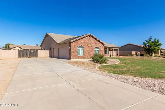 19724 E Via De Arboles, Queen Creek, AZ 85142 (MLS #6308783) :: Dijkstra & Co.