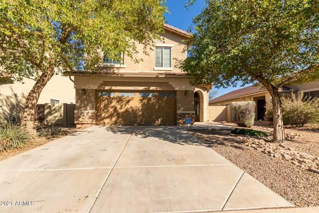 1802 N Wildflower Lane, Casa Grande, AZ 85122 (MLS #6308789) :: TIBBS Realty