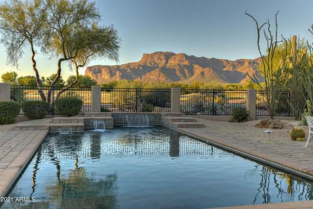 7846 E Wilderness Trail, Gold Canyon, AZ 85118 (MLS #6308812) :: The Laughton Team