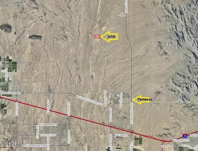 312000 W Olive Avenue, Buckeye, AZ 85396 (MLS #6308815) :: The Laughton Team