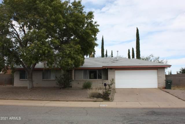 4575 Paseo Manolete, Sierra Vista, AZ 85635 (MLS #6308823) :: Conway Real Estate
